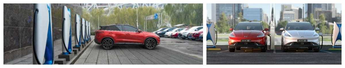 Top-5-EV-news-week-12-2019-Xpeng-fast-charging-stations
