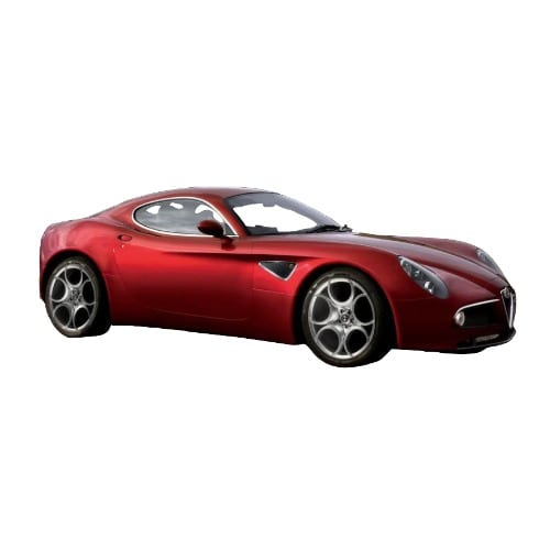 Alfa Romeo 8C PHEV Supercar phev