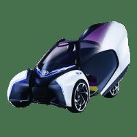 Toyota iTril Concept EV | Specs | Range | Autonomous
