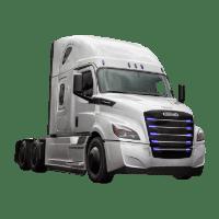 Freightliner eCascadia electric semi truck   Specs   Range