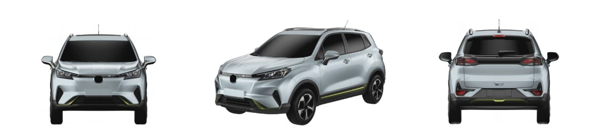 Changan to update the CS15 compact SUV