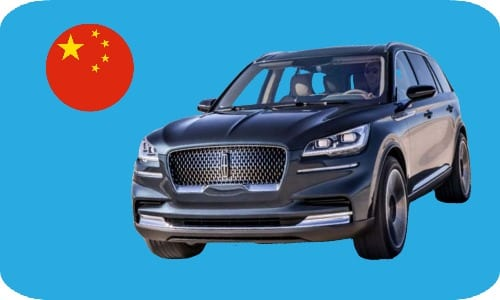 Lincoln testing lighter powered Aviator for China