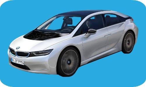 BMW i5 avaiable in various range options
