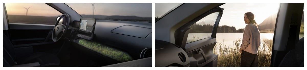 Sono shows interior of Solar EV