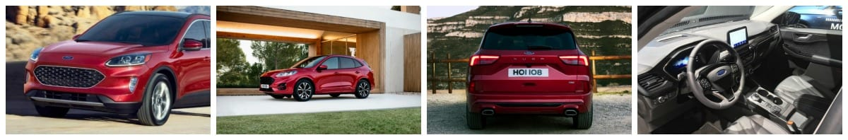 Ford Kuga Productreview Com Au