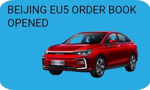 Beijing Auto opens EU5 order-book