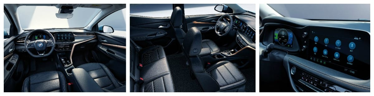 Buick velite 7 images interior