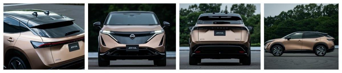 Nissan Ariya pictures