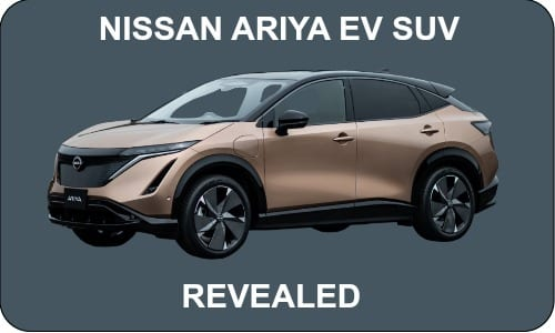 - Nissan reveal the Ariya launch date and price