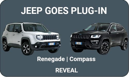Jeep Compass 4xe revealed