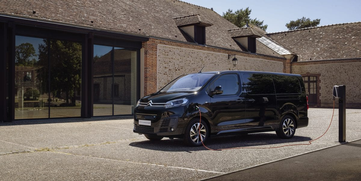 Top 5 EV news week 25 2020 Citroen E Spcae tourer