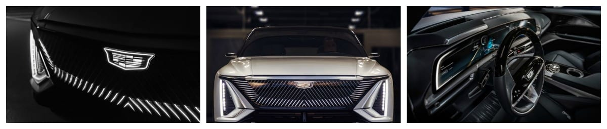 Cadillac Lyriq EV Showcar Top 5 Ev news week 32 2020