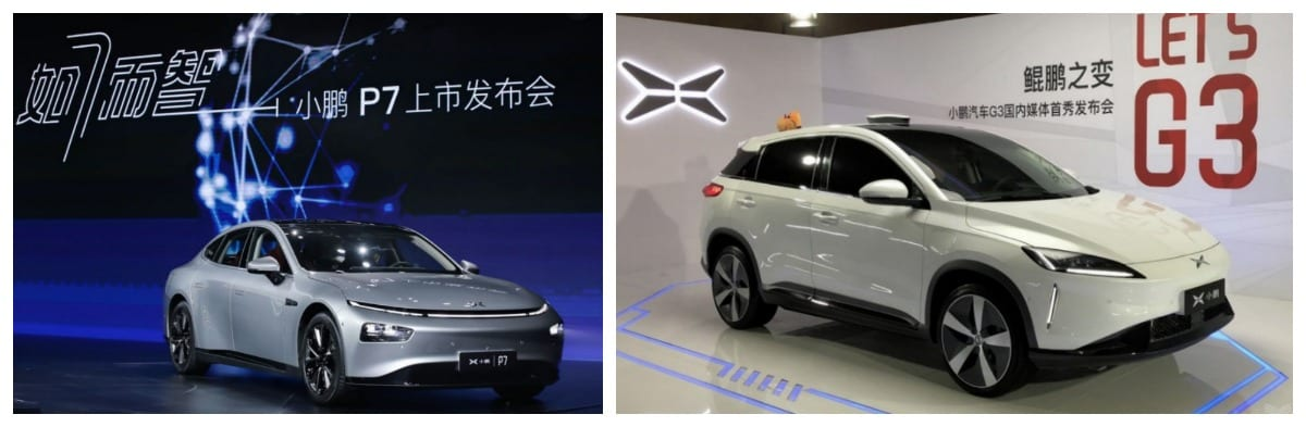 Xpeng Ev models top 5 ev news week 32 2020
